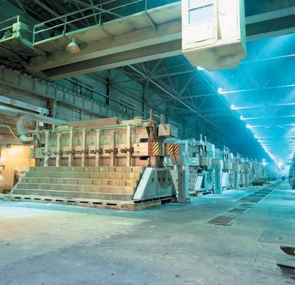 Kandalaksha aluminium smelter