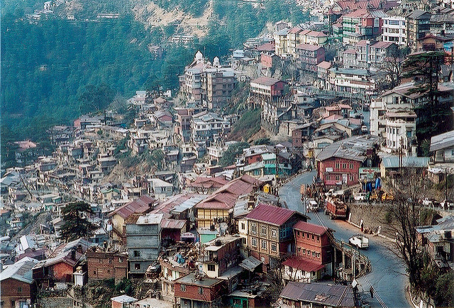 shimla-himachal-pradesh-india-by-vincent-desjardins-via-flickr