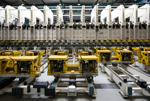 The largest friction stir welding machine in Europe and one of the largest in the world