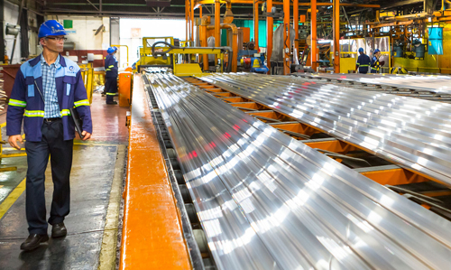 aluminium extrusions hulamin