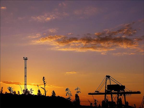 Фото Николаевский глиноземный завод