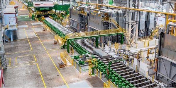aluminium rolling mill
