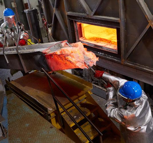 cast aluminium
