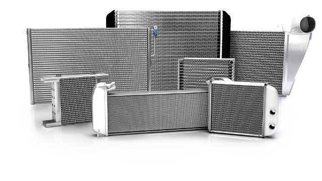 Brazed aluminium heat exchanger applications