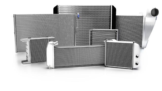 Brazed aluminium heat exchanger applications