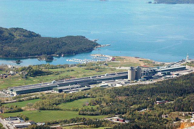 Sør-Norge Aluminium AS