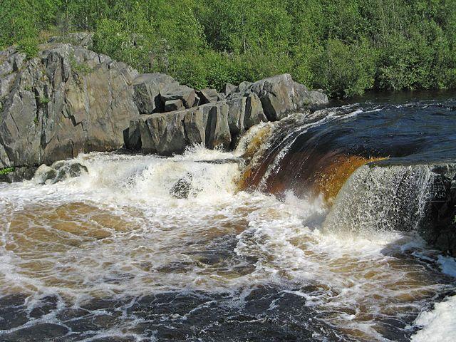 Voitsky Padun Waterfall