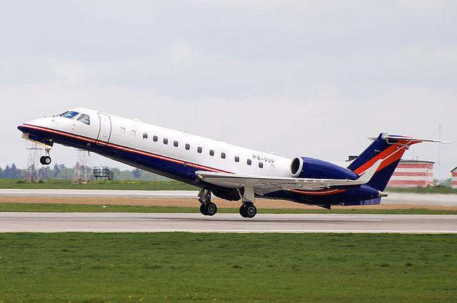 Embraer ERJ 135.