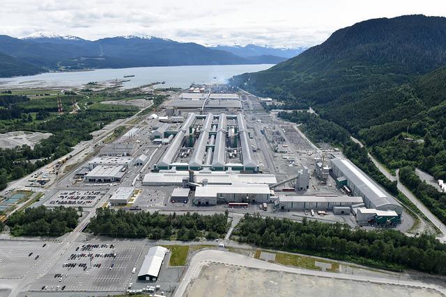 Aluminium BC Works, Canada