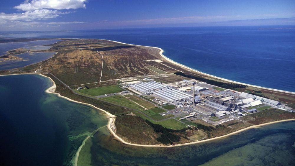 New Zealand's Aluminium Smelter