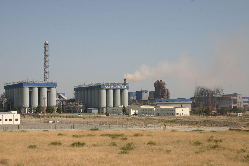 Azeral Aluminium Smelter