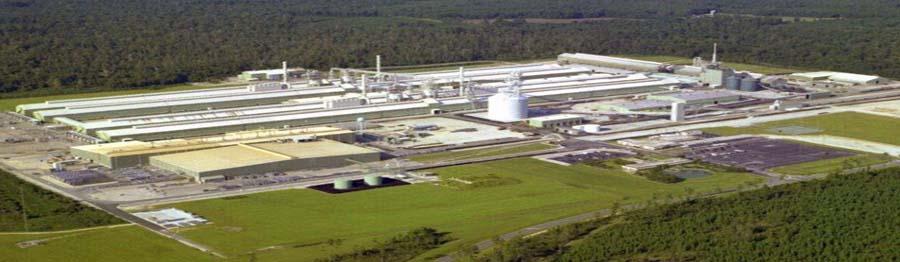 Mount Holly aluminium smelter