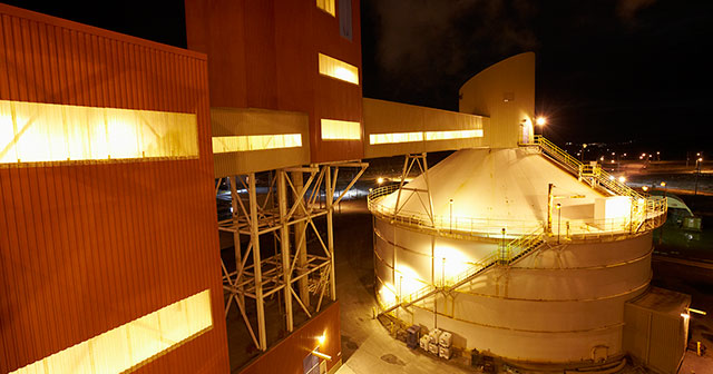 Vaudreuil alumina refinery