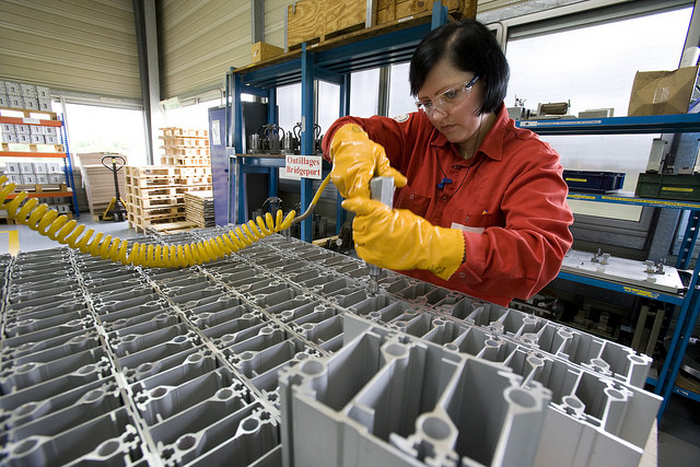 norsk hydro aluminium extrusions
