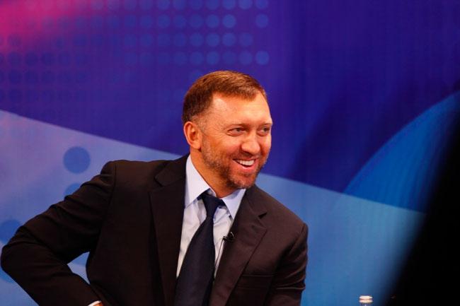 Oleg Deripaska Rusal En+