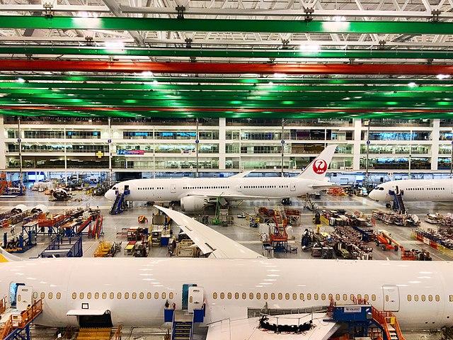 Boeing Aleris