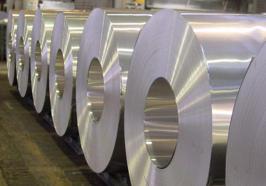 aluminium Constantia Teich