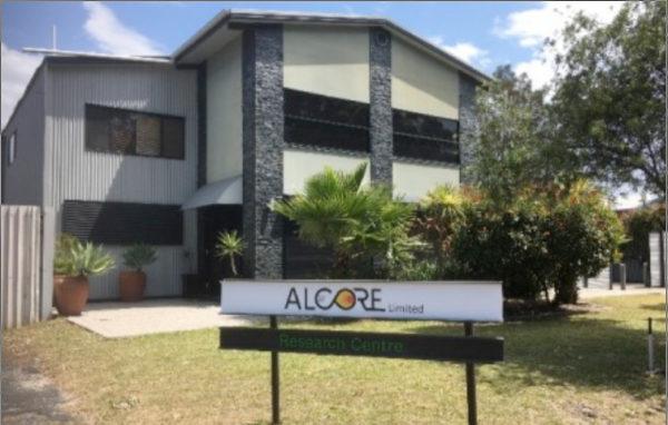 aluminium fluoride corethane alcore abx