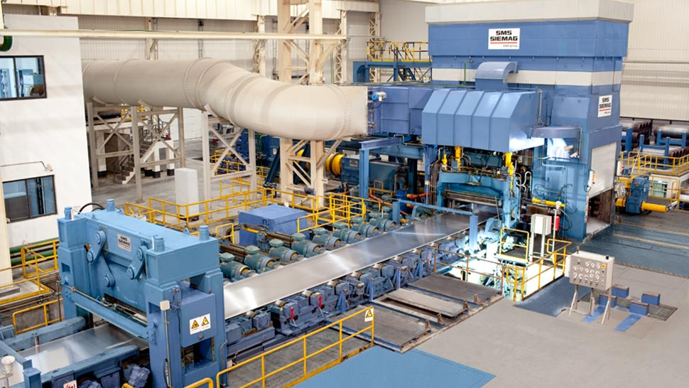 braidy rolling mill aluminium