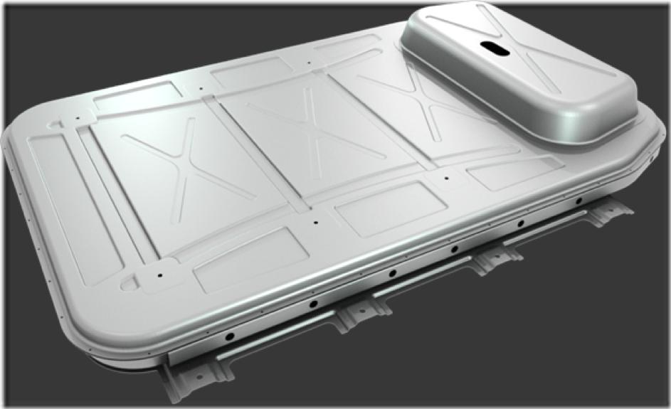 novelis aluminium sheet EVs