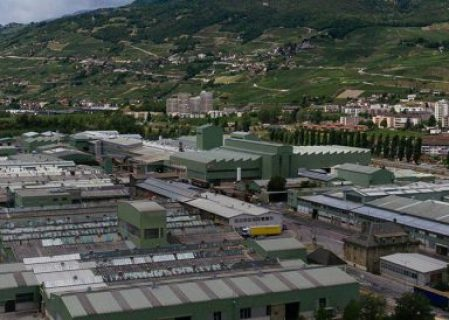 Constellium Agrees to Sale of Leased Assets At Sierre Plant to Novelis