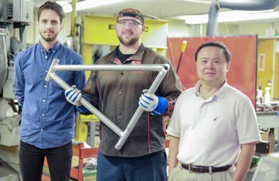 UCLA Scientists Develop Welding Method For 7075 Aluminium Alloy