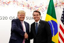 Trump's Threat Of Tariffs On Brazilian Aluminium And Steel Averted After Phone Call From Bolsonaro