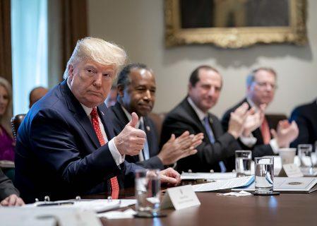 Trump Reinstates Aluminium And Steel Tariffs Against Argentina And Brazil Via Surprise Tweet
