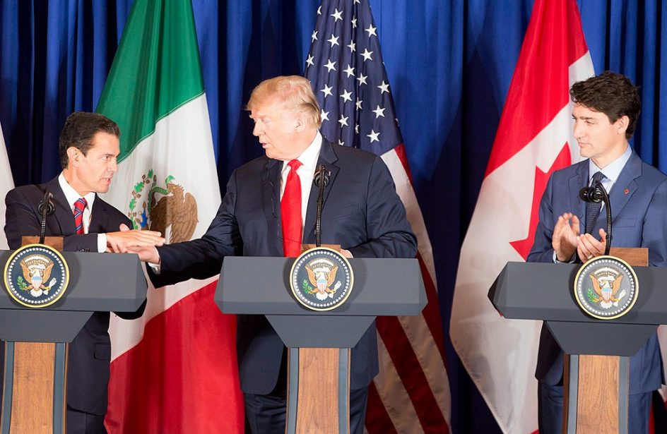 United States Government Lifts Section 232 Aluminium And Steel Tariffs On Mexico And Canada