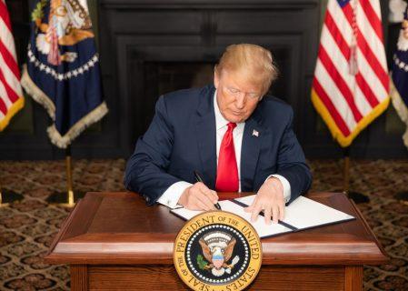 Trump Administration Issues Sanctions Against Iran Aluminium Exports