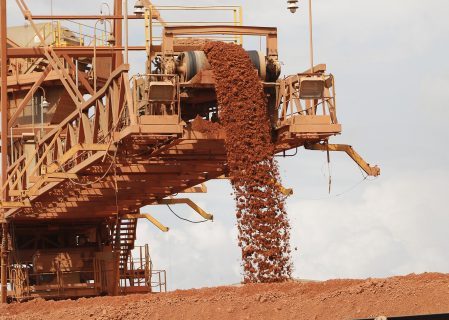 Worker Strikes in Guinea Paint Dark Picture for Chinese Bauxite Operations