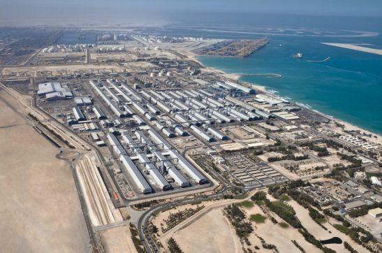EGA Inks Landmark Tolling Agreement With Dubai Natural Gas Company