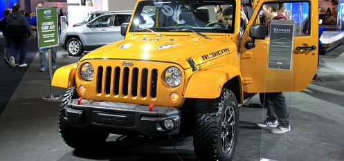 Leaked Alcoa Memo: 2018 Jeep Wrangler to Feature Aluminium Doors and Hood