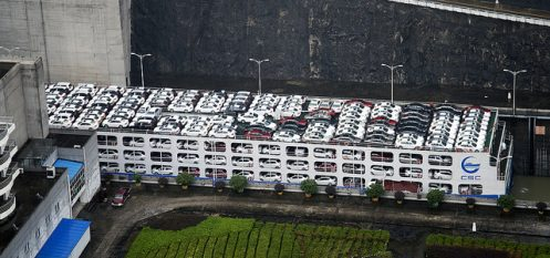 China's Automobile Industry Fosters Rise in Aluminium Use in November
