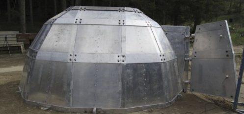 Czech Scientists Develop Battlefield Shelter From Blast-Resistant Aluminium Alloy