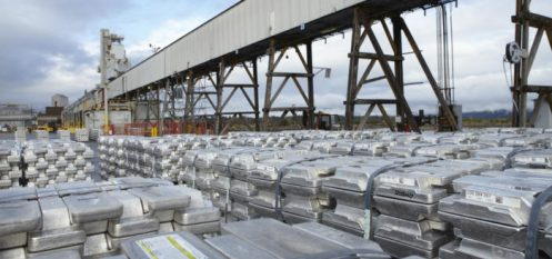 Rio Tinto Warns 2018 Aluminium Output May Suffer Due to Rusal Sanctions