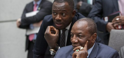 Guinea President Alpha Conde Assumes Oversight Of State Mining Company