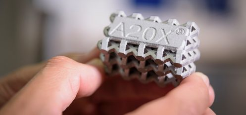 Aeromet 3D Printing Aluminium Alloy Powder Achieves Record-Breaking Strength Test Results