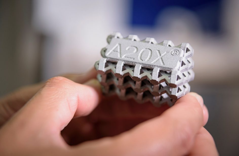 Aeromet 3D Printing Aluminium Alloy Powder Achieves Record-Breaking Strength Test Results