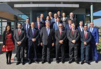 Officials from Russia's Komi Republic Discuss Aluminium Opportunities with Alba