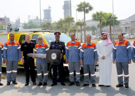 Alba Adds New Custom Fire Truck To Safety Vehicle Fleet