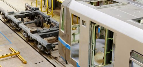 Sapa Invests in Equipment to Meet Demand for Thinner-Walled Aluminium for Rolling Stock
