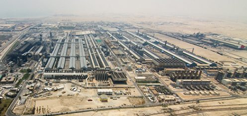 Construction Underway on Alba's Sixth Aluminium Potline