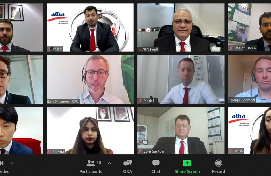 Alba Partners With CRU On Virtual Market Update Conference