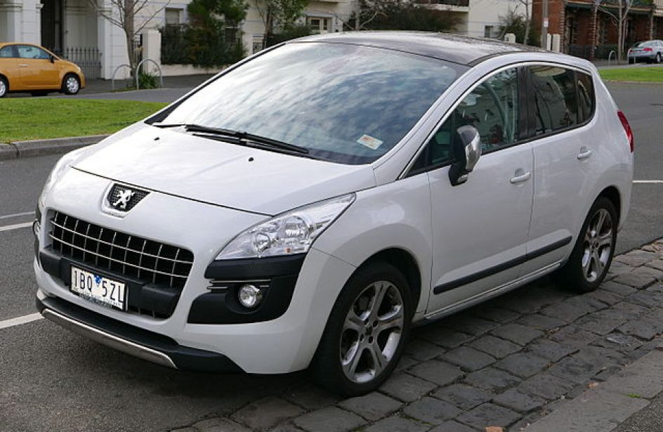 Constellium to Provide Aluminium for Peugeot 3008