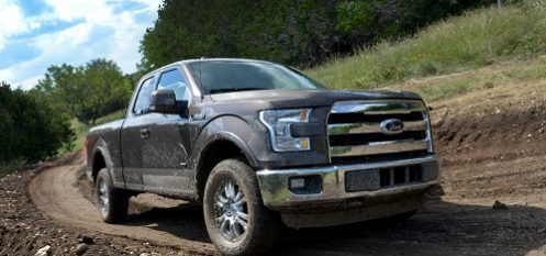 Ford's Aluminium-Bodied F-150 is Only Truck to Ace IIHS Crash Tests