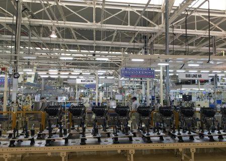 Toyota Opens Efficient Aluminium Engine Plant in Indonesia