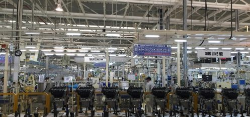 Toyota Opens Efficient Aluminium Engine Plant in Indonesia