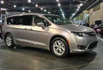 Chrysler Turns To Aluminium to Make Minivans Lighter, Safer