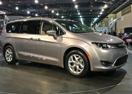 Chrysler Turns To Aluminium to Make Minivans Lighter, Safer